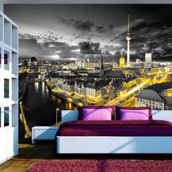 Fototapeta - Berlin nocą