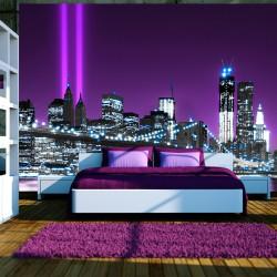 Fototapeta Świetlisty Manhattan