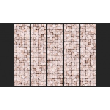 Fototapeta  Kamienne tło mozaika