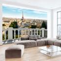 Fototapeta Paryż w południe