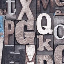 Fototapeta  Scrabble