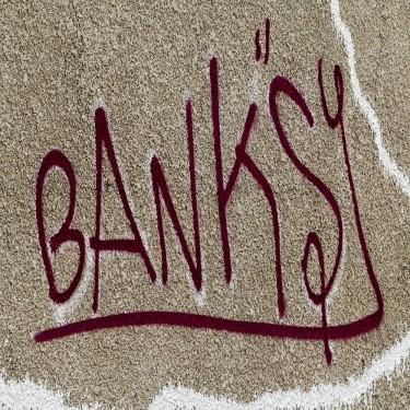 Fototapeta  Banksy  kolaż