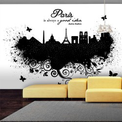 Fototapeta - Paris is always a good idea