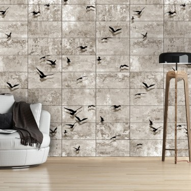 Fototapeta  Wędrówki ptaków