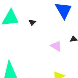 Fototapeta  Geometryczna euforia