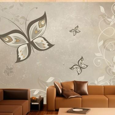 Fototapeta - Skrzydła motyla