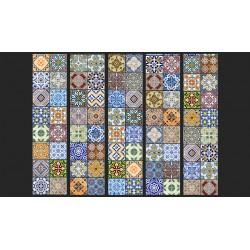 Fototapeta  Kolorowa mozaika
