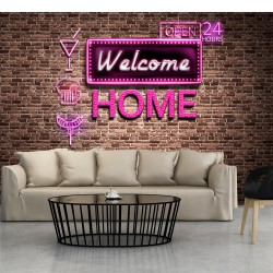 Fototapeta - Welcome home