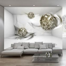 Fototapeta - Abstrakcyjne diamenty