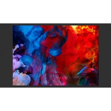 Fototapeta  Kolorowe płomienie