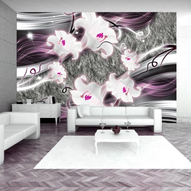 Fototapeta  Taniec zaczarowanych lilii