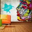 Fototapeta Graffiti beauty