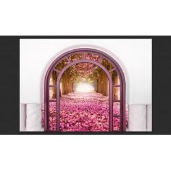 Fototapeta  Drzwi do magicznej krainy
