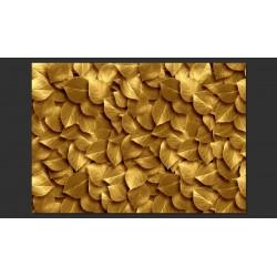 Fototapeta  Złote liście