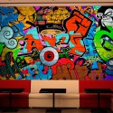 Fototapeta Graffiti art