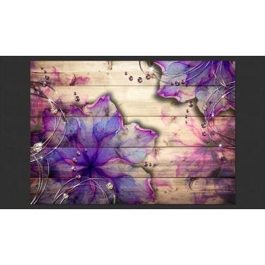 Fototapeta  Purpurowe wspomnienie