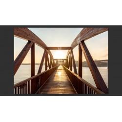 Fototapeta  Most słońca