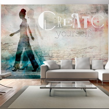 Fototapeta  Create yourself