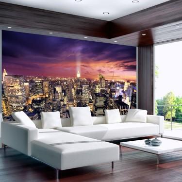 Fototapeta  Wieczór w Nowym Jorku