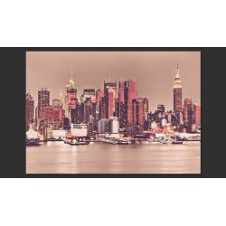 Fototapeta  NY  Midtown Manhattan Skyline