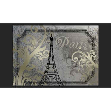 Fototapeta  Vintage Paris