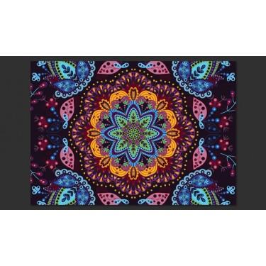 Fototapeta  Kolorowy kalejdeskop