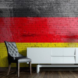 Fototapeta - Niemiecka flaga