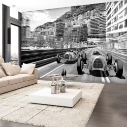 Fototapeta - Wyścigi w Monte Carlo