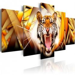 Obraz Energia tygrysa