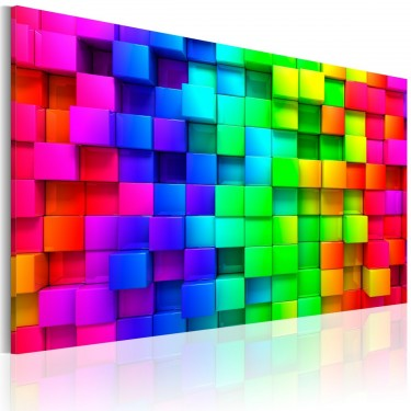 Obraz  Głębia kolorów