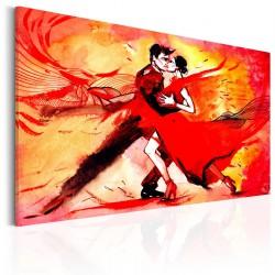 Obraz - Zmysłowy taniec