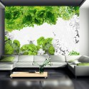 Fototapeta Kolory wiosny zielony