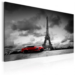Obraz Paryskie podróże