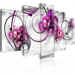 Obraz - Orchidee i perły