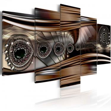Obraz  Onyksowe oczy