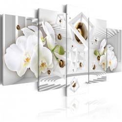 Obraz - Świątynia bieli