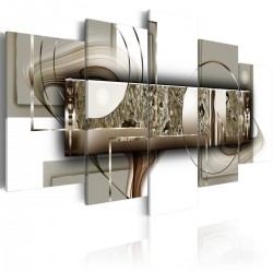 Obraz - Struktura złota