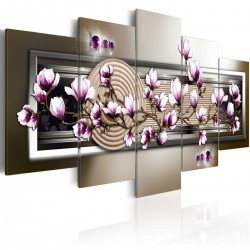 Obraz Magnolia i zen