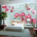 Fototapeta Różowe orchidee wariacja II
