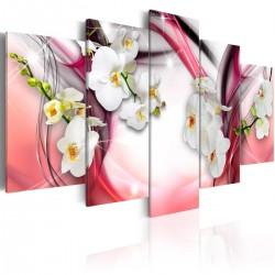 Obraz - Różowa melodia
