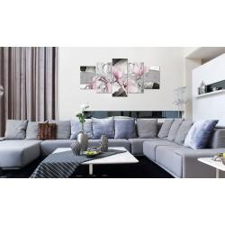 Obraz  Stalowe magnolie