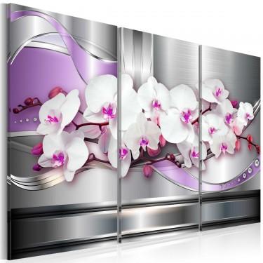 Obraz  Pieśń orchidei