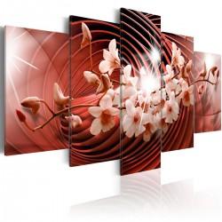 Obraz - Szkarłatna karuzela