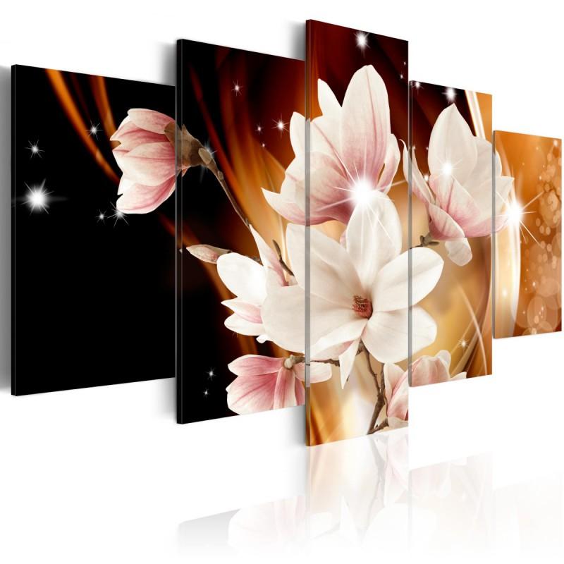 Obraz  Iluminacja (Magnolia)