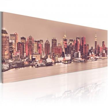 Obraz  Nowy Jork  Miasto światła