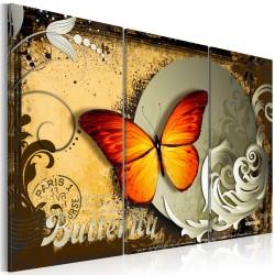 Obraz - Lot motyla
