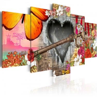 Obraz  Zwiastun miłości