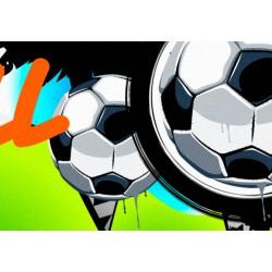 Obraz  Sportowe rozgrywki