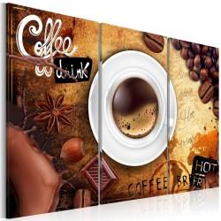 Obraz - Filiżanka kawy