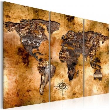 Obraz  Świat w opalizujących odcieniach